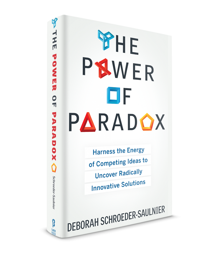 Book Cover: The Power of Paradox
